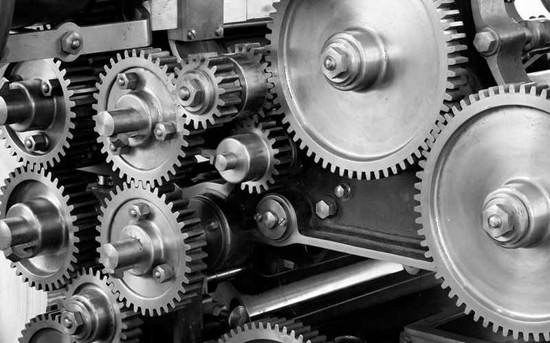 Introduce the processing method of gear